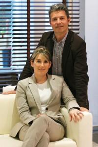 Jean-Eric et Stéphanie Knecht