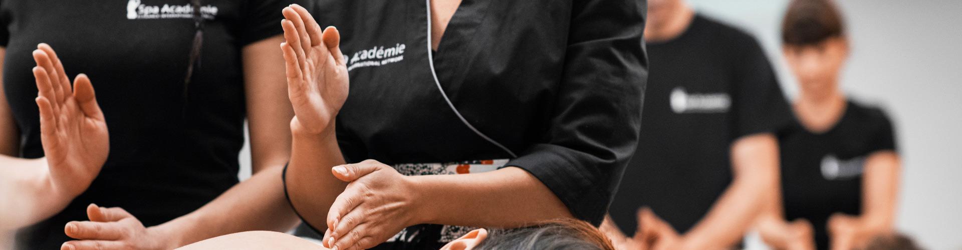 Créer une école de massage